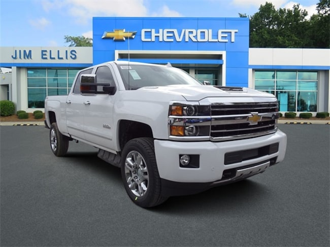 2019 Chevrolet Silverado 2500HD High Country Truck Crew Cab
