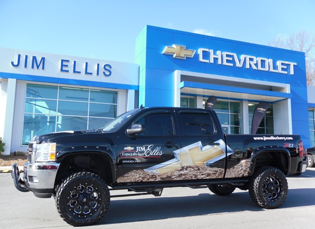 Jim Ellis Chevrolet >> Customize Your Car, Truck, or SUV (Contact us TODAY!)