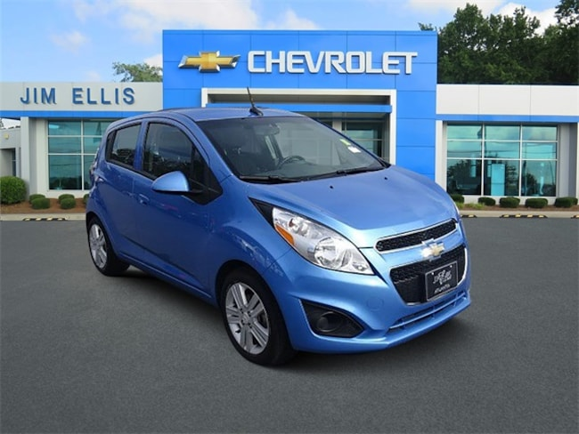 2014 Chevrolet Spark LS Manual Hatchback