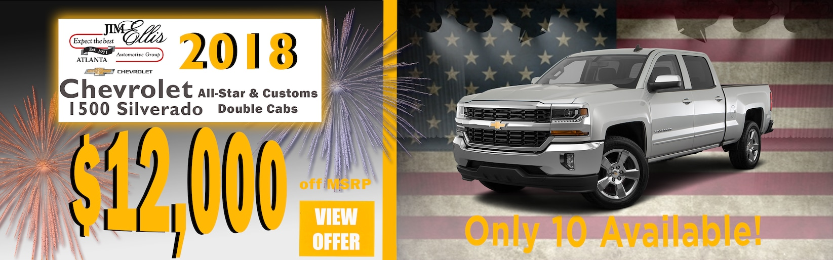 Jim Ellis Chevrolet Atlanta | New & Used Chevy Car Dealer ...