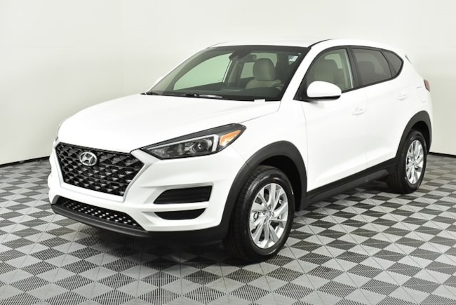 New 2019 Hyundai Tucson SE Wagon in Atlanta, GA
