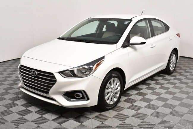 New 2019 Hyundai Accent SEL Sedan in Atlanta, GA