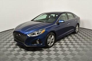 New 2019 Hyundai Sonata SEL Sedan in Atlanta, GA