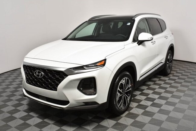 New 2019 Hyundai Santa Fe Limited 2.0T AWD Wagon in Atlanta, GA