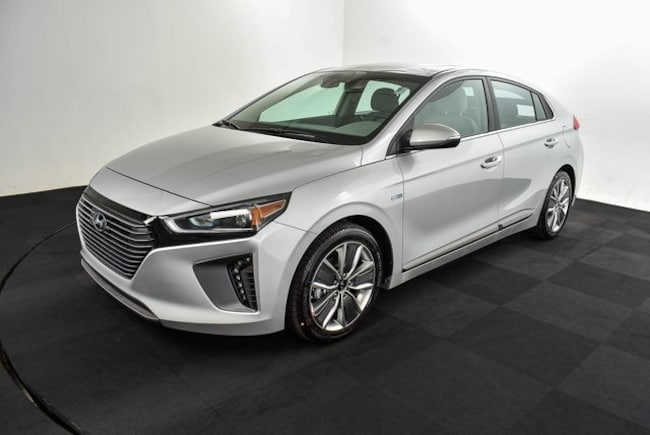 New 2019 Hyundai Ioniq Hybrid Limited Hatchback in Atlanta, GA
