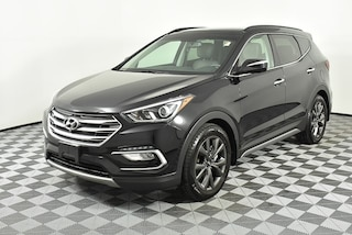 2018 Hyundai Santa Fe Sport 2.0L Turbo Ultimate AWD SUV