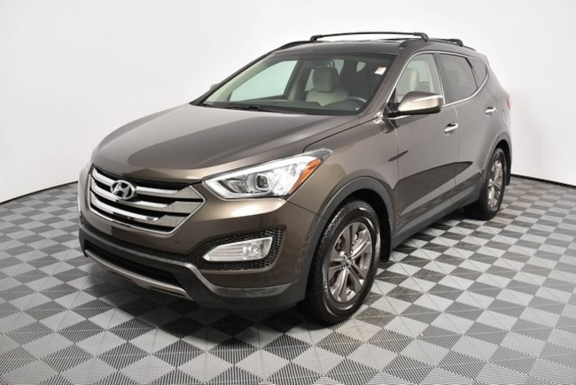 Used 2013 Hyundai Santa Fe Sport Leather & Premium Package SUV for sale in Atlanta, GA