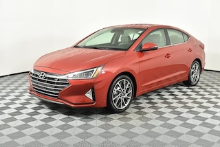 New 2019 Hyundai Elantra Limited Sedan for Sale in Atlanta at Jim Ellis Hyundai