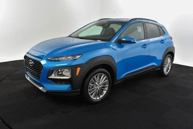 New 2019 Hyundai Kona SEL Tech Package Utility in Atlanta, GA