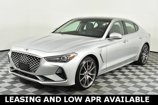 Used 2019 Genesis G70 3.3T Prestige Sedan for sale in Atlanta, GA