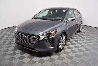 2019 Hyundai Ioniq Hybrid Limited Ultimate Package Hatchback