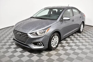 New 2019 Hyundai Accent SEL Sedan for Sale in Atlanta at Jim Ellis Hyundai