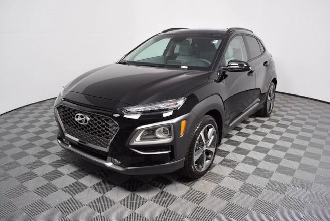New 2019 Hyundai Kona Limited Utility in Atlanta, GA