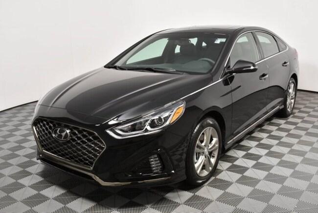New 2019 Hyundai Sonata Sport Sedan in Atlanta, GA