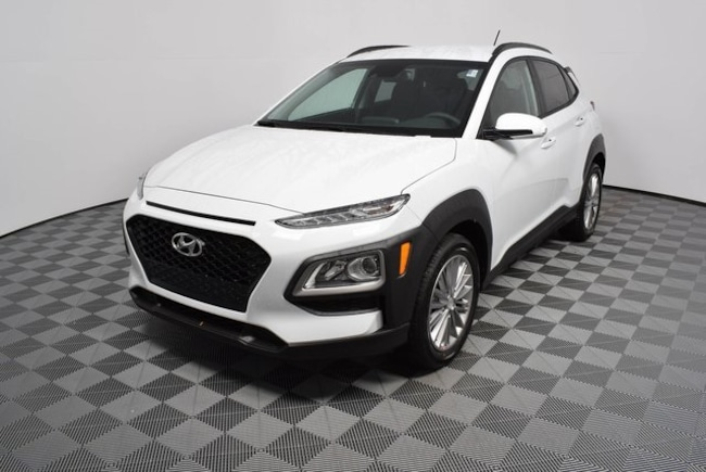 New 2019 Hyundai Kona SEL Utility in Atlanta, GA