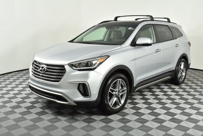 New 2019 Hyundai Santa Fe XL Limited Ultimate Wagon in Atlanta, GA