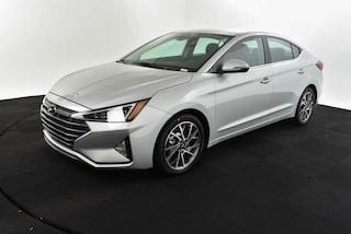 New 2019 Hyundai Elantra Limited Sedan for Sale in Atlanta at Jim Ellis Hyundai