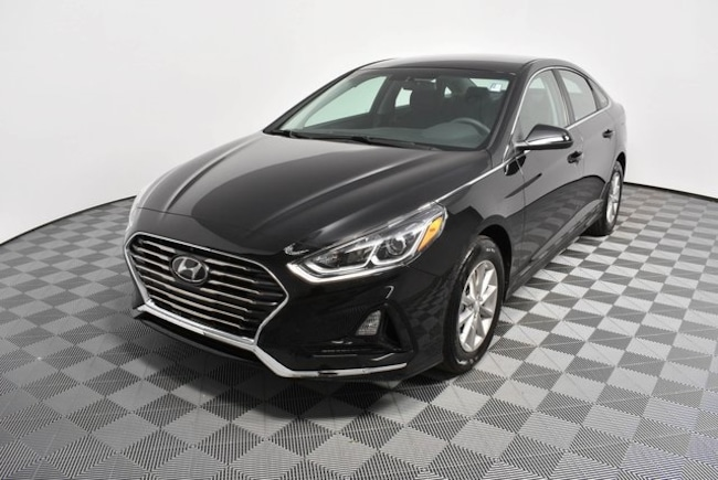 New 2019 Hyundai Sonata SE Sedan in Atlanta, GA