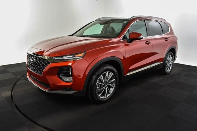New 2019 Hyundai Santa Fe Limited 2.4 Wagon in Atlanta, GA