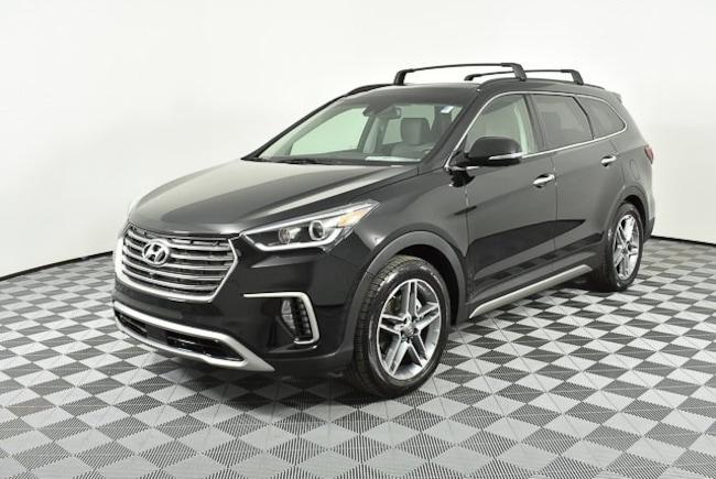 New 2019 Hyundai Santa Fe XL Limited Ultimate Tech Package Wagon in Atlanta, GA