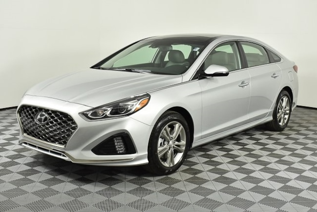 New 2019 Hyundai Sonata Limited Ultimate Package Sedan in Atlanta, GA