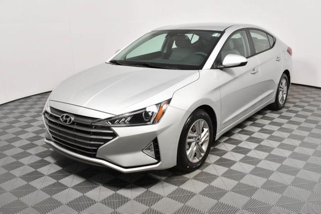 New 2019 Hyundai Elantra SEL Sedan in Atlanta, GA