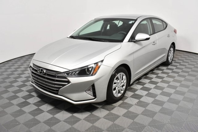 New 2019 Hyundai Elantra SE Sedan in Atlanta, GA