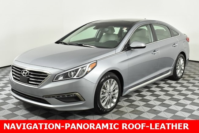 2015 Hyundai Sonata Limited Ultimate Package Sedan
