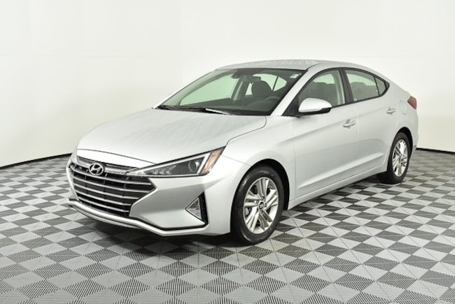 New 2019 Hyundai Elantra SEL Sedan in Atlanta, GA