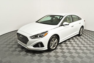 New 2019 Hyundai Sonata SEL Tech Package Sedan in Atlanta, GA