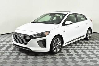 New 2019 Hyundai Ioniq Hybrid Limited Hatchback for Sale in Atlanta at Jim Ellis Hyundai