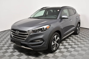 2018 Hyundai Tucson Limited Ultimate Package