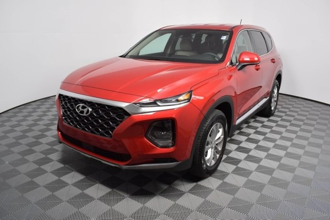 New 2019 Hyundai Santa Fe SE 2.4 Wagon in Atlanta, GA