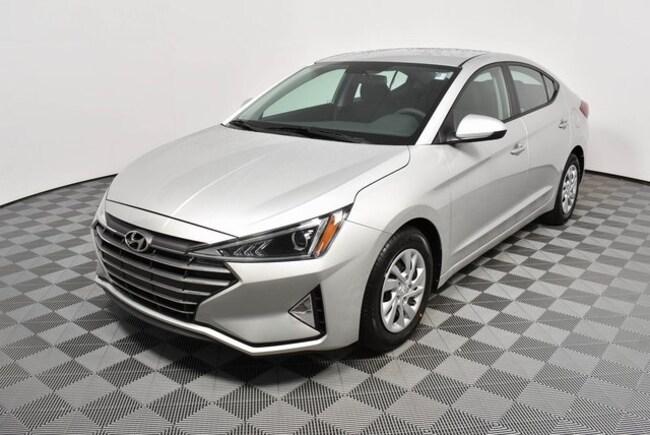 New 2019 Hyundai Elantra SE Sedan in Atlanta, GA