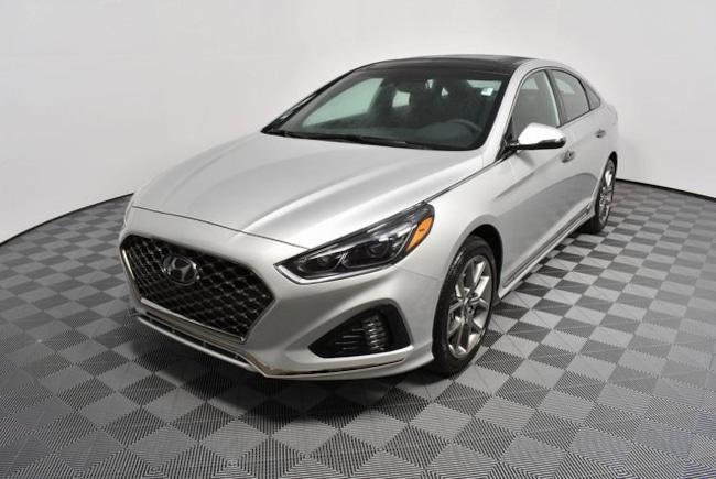 New 2019 Hyundai Sonata Limited 2.0T Sedan in Atlanta, GA