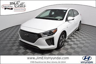 New 2019 Hyundai Ioniq Hybrid SEL Hatchback in Atlanta, GA
