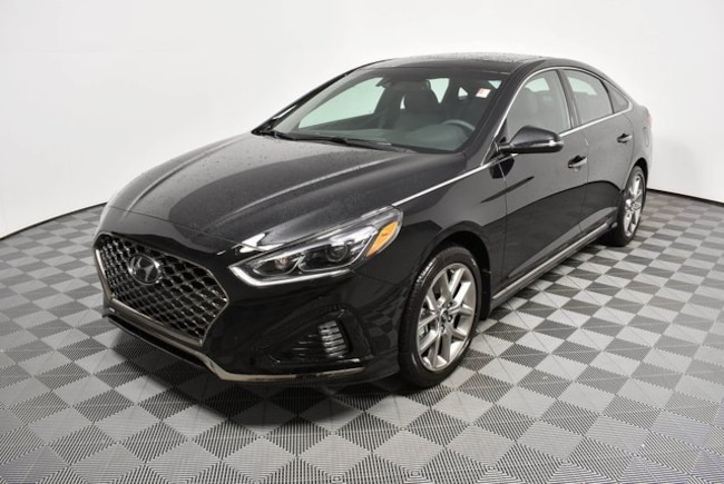 2018 Hyundai Sonata Limited 2.0T+ Sedan