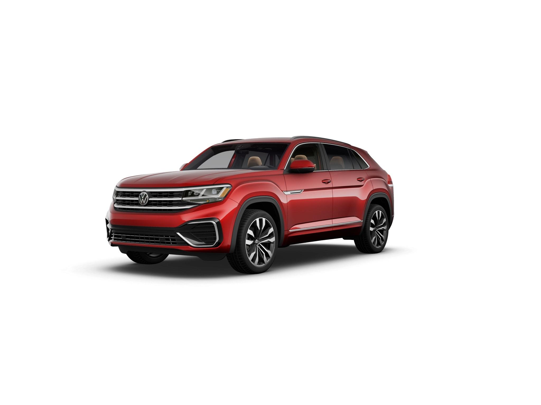 2020 Volkswagen Atlas Cross Sport SEL R-Line configuration