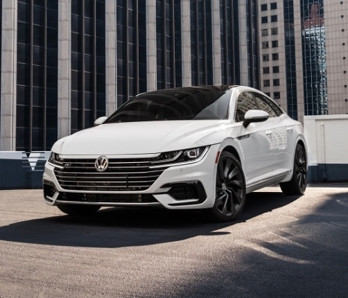 2020 VW Arteon Sedan White