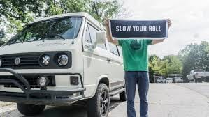 Slow your Roll Sale!