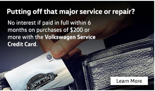 volkswagen service coupons specials offers kennesaw jim ellis