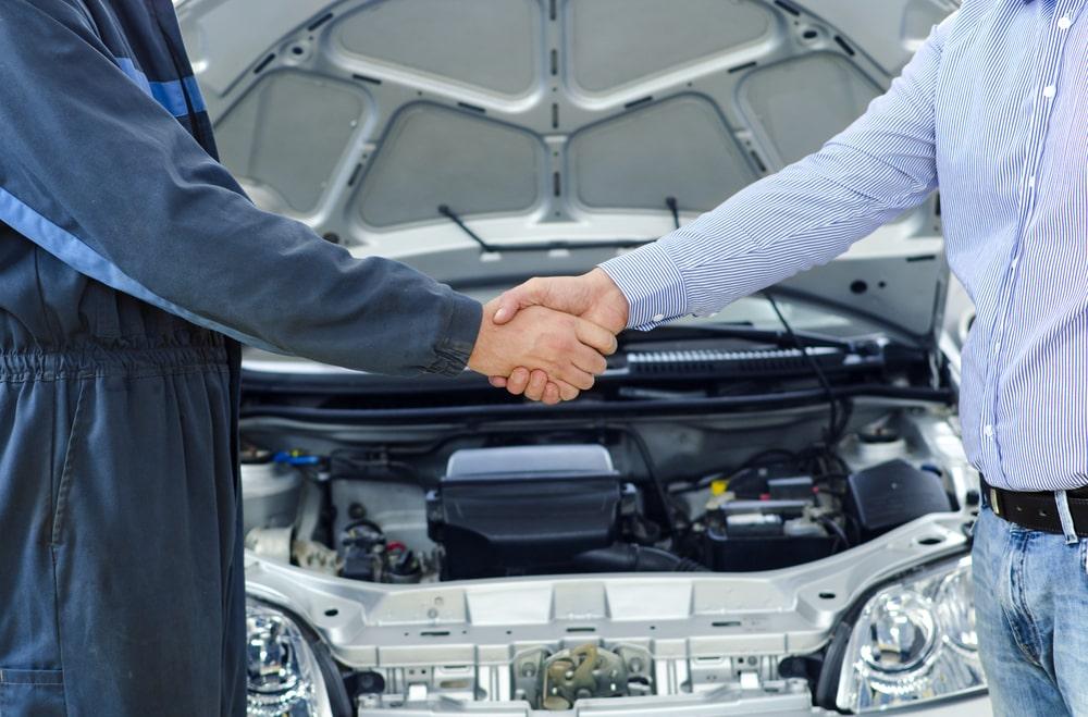 Volkswagen Certified Pre Owned warranty Mechanic Driver agreement