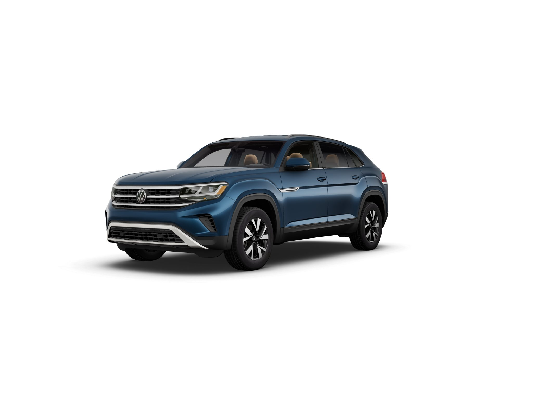 2020 Volkswagen Atlas Cross Sport SE configuration