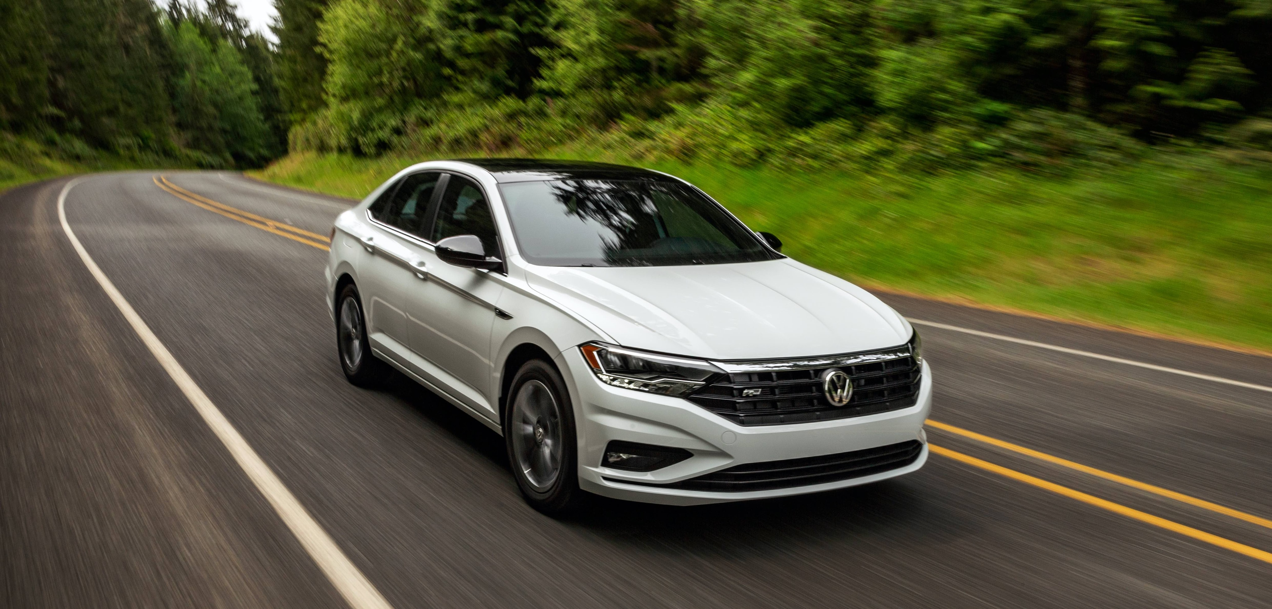 2020 Volkswagen Jetta Sedan White