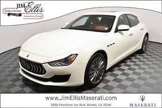 New 2019 Maserati Ghibli Base Sedan S3769 for Sale in Marietta at Jim Ellis Maserati
