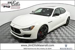 New 2019 Maserati Ghibli Base Sedan S3742 for Sale in Marietta at Jim Ellis Maserati