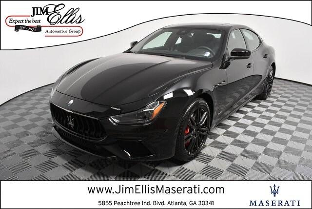 New 2019 Maserati Ghibli For Sale In Atlanta Ga Vin Zam57xss6k1313975