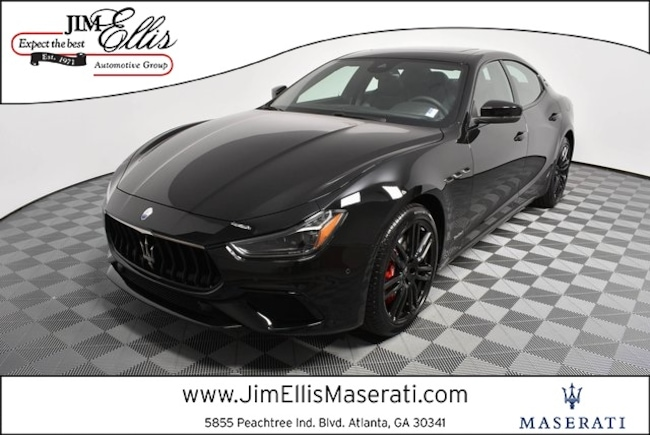 2019 Maserati Ghibli Gransport Sedan