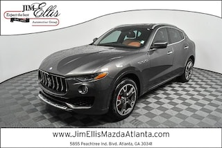 Used 2017 Maserati Levante Base SUV for sale in Atlanta, GA