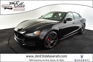 New 2019 Maserati Ghibli Base Sedan S3757 for Sale in Marietta at Jim Ellis Maserati